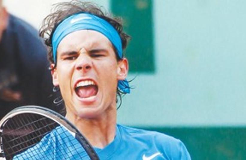 Nadal 311 (photo credit: REUTERS)
