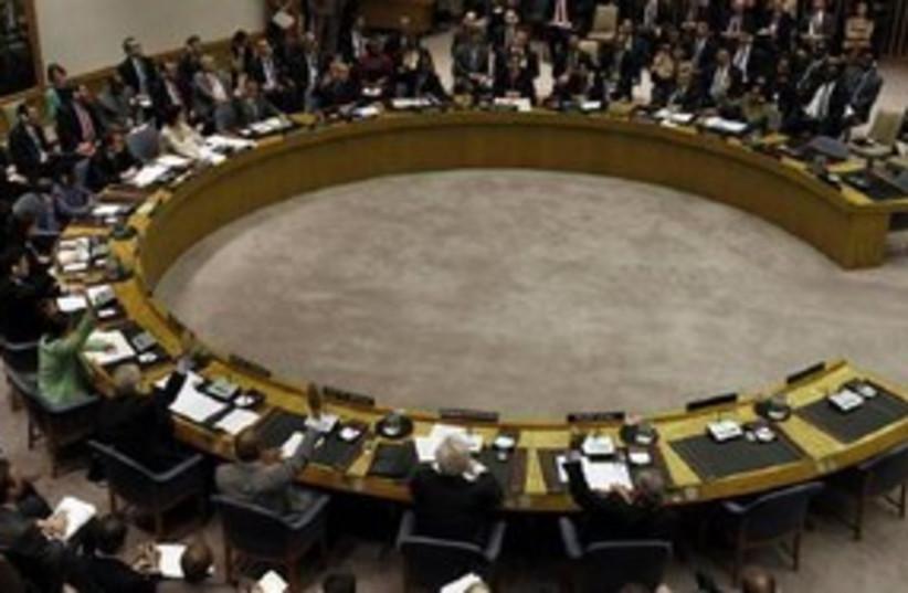 UN Security Council_311 (photo credit: Reuters)