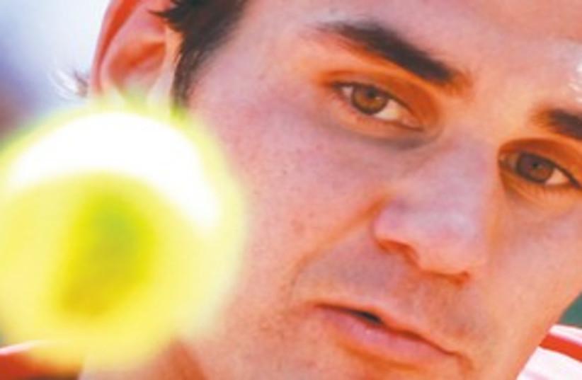 Roger Federer_311 (photo credit: Reuters)