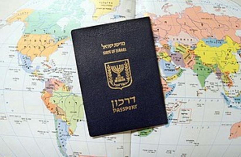 passport 298 (photo credit: ariel jerozolimski)
