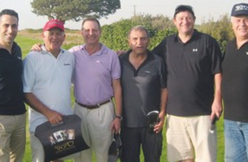 Golfers (photo credit: Courtesy)