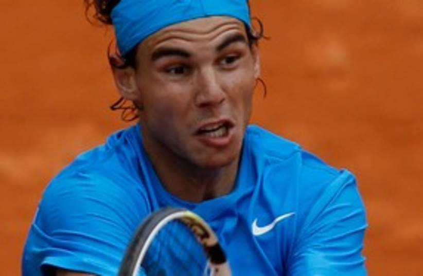 Rafael Nadal 311 (photo credit: REUTERS)