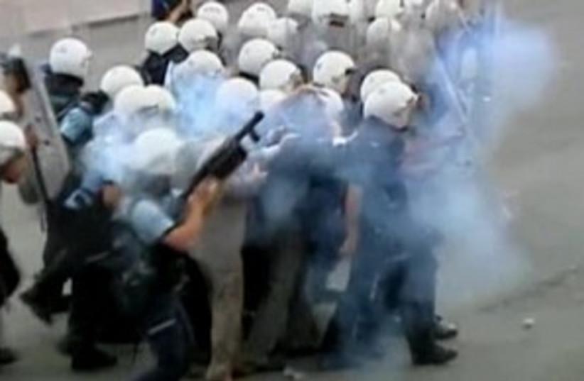 turkey clashes_311 reuters (photo credit: REUTERS)
