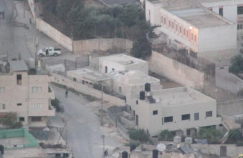 Nablus Joseph's Tomb