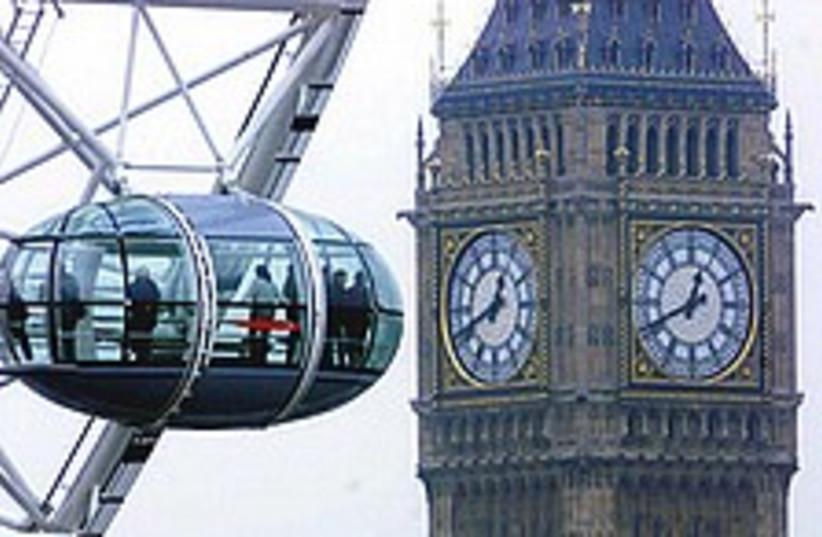 London great 224.88 (photo credit: AP)