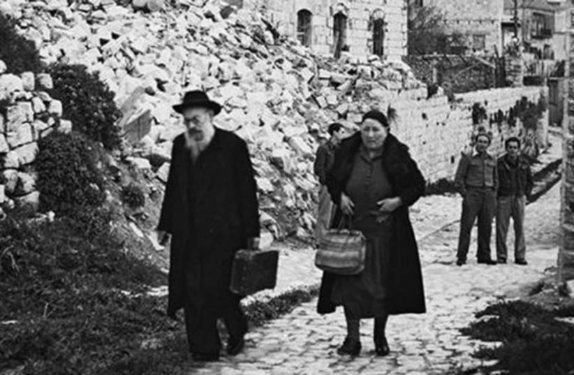 1948 Arab attack Safed_521 (photo credit: Toldot Milhemet HaKomemiyut)