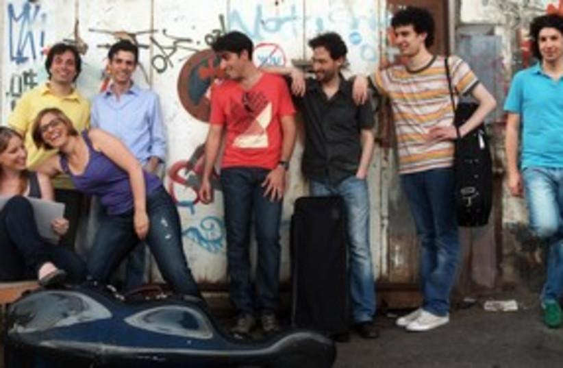 young musicians 311 (photo credit: Avhslaom Levi)