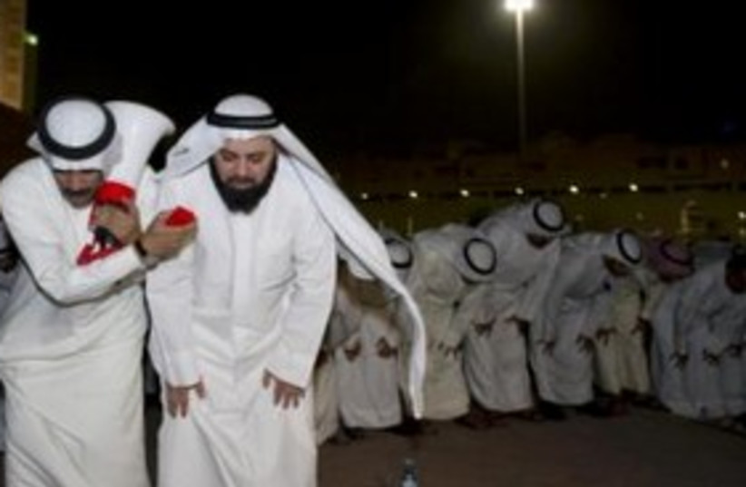 Kuwait protests 311 (photo credit: REUTERS/Stephanie McGehee)