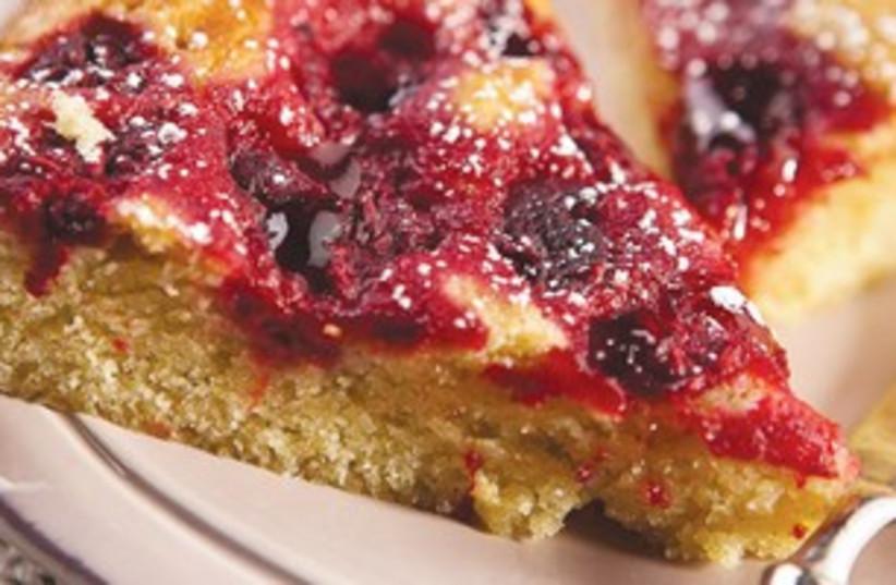 Mulberry cake 311 (photo credit: Anatoly Michaelo)