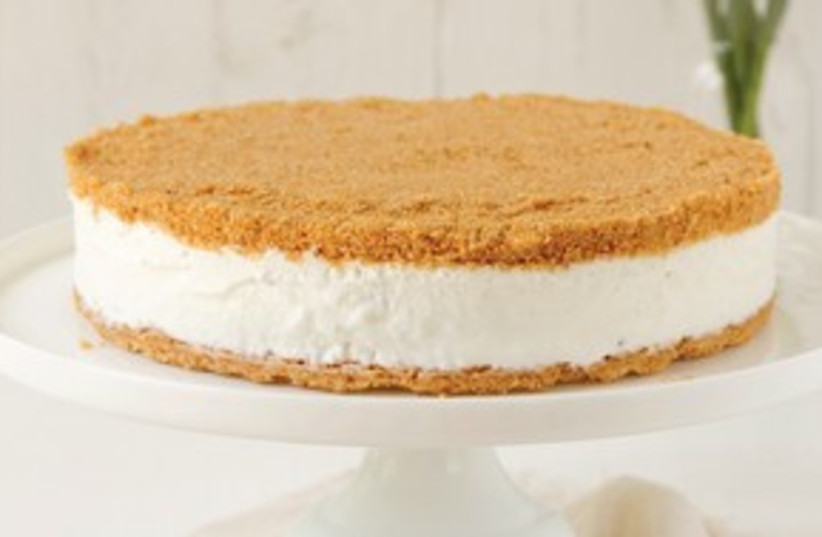 Cheesecake 311 (photo credit: Arcaffe (Limor Tirosh))