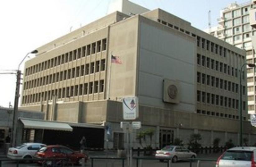 US Embassy Tel Aviv 311 (photo credit: Wikimedia Commons)
