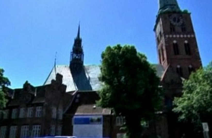 Luebeck, E.Coli outbreak Germany_311 (photo credit: Reuters)