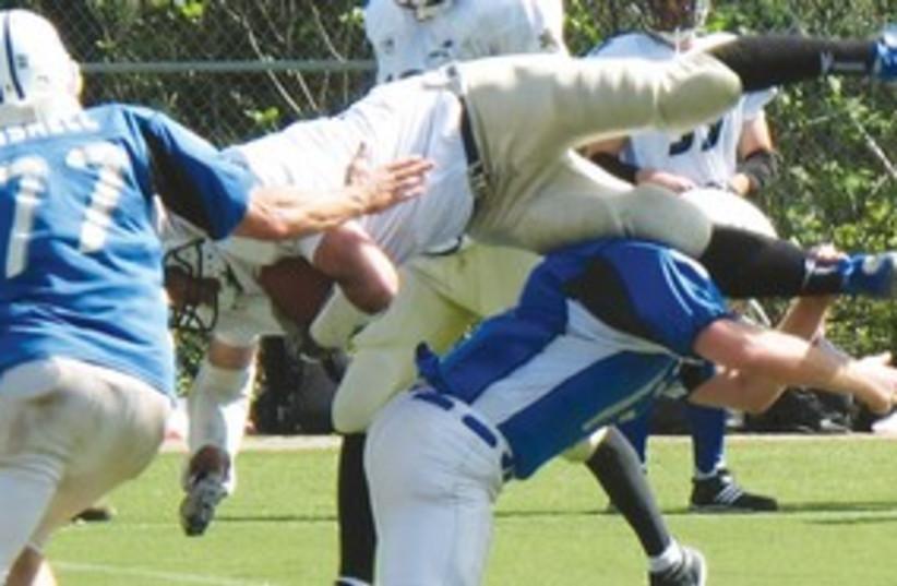tackle football 311 (photo credit: AFI)