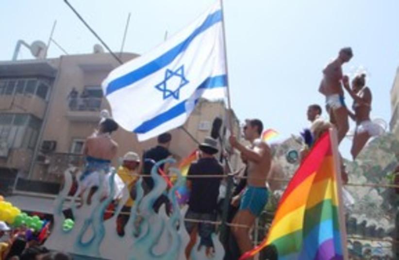 pride parade 311 (photo credit: Yoni Cohen)