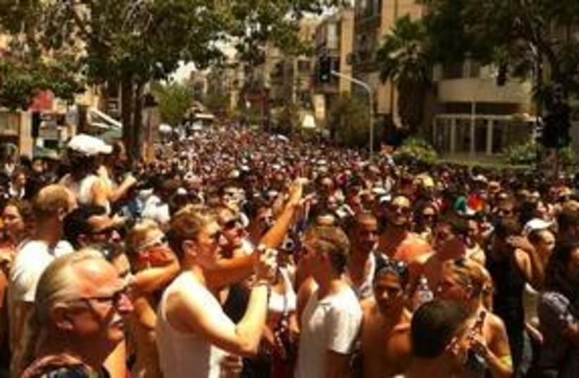 Tel Aviv Gay Pride Parade 2011 311 (photo credit: Yoni Cohen)