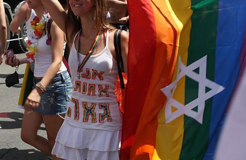 Gay Pride Gallery RBD 3 (photo credit: Ricky Ben David)