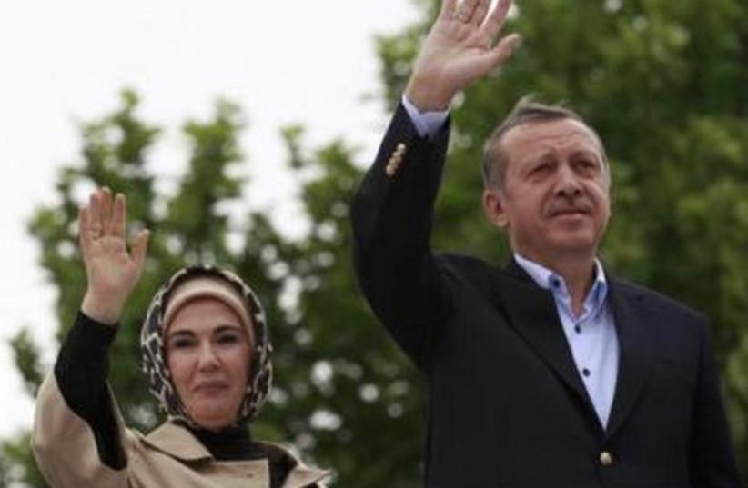 Tayyip Erdogan, Turkey's prime minister