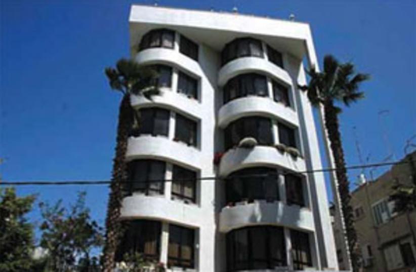 Tel Aviv - Beyond Bauhaus (photo credit: SHMUEL BAR-AM)