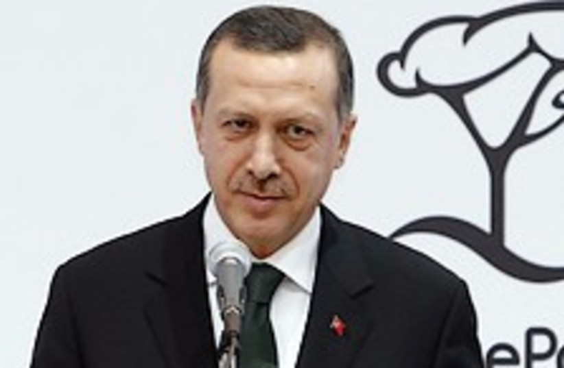 Erdogan 224.88 (photo credit: AP)