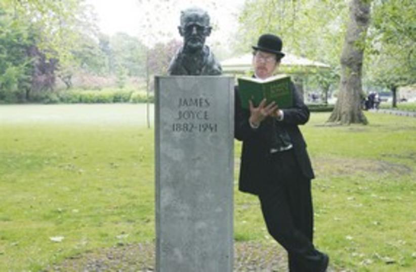 Bloomsday 311 (photo credit: James Joyce Centre Dublin/Leon Farrell))
