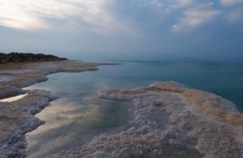 The Dead Sea (photo credit: YEHOSHUA HALEVI)