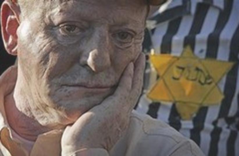 holocaust survivor 244.8 (photo credit: AP [file])