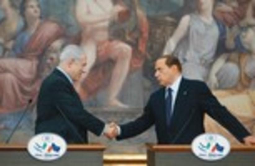 Diplomacy: The Persuasion Game 311R (photo credit: Stefano Rellandini/Reuters)