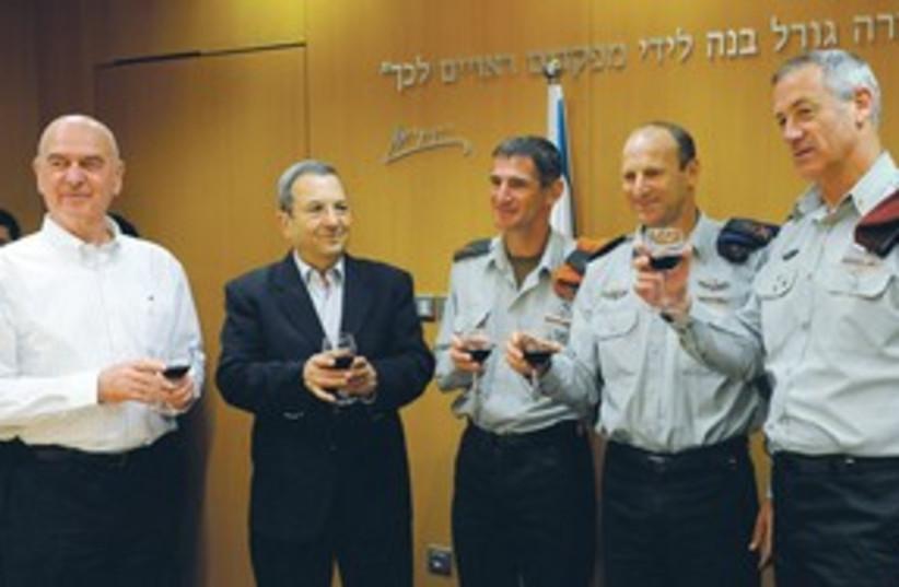 A mission for Shaldag 311 (photo credit: IDF Spokesman)