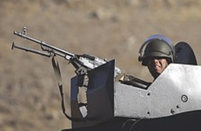 Turkish soldier 224.88 (photo credit: AP)
