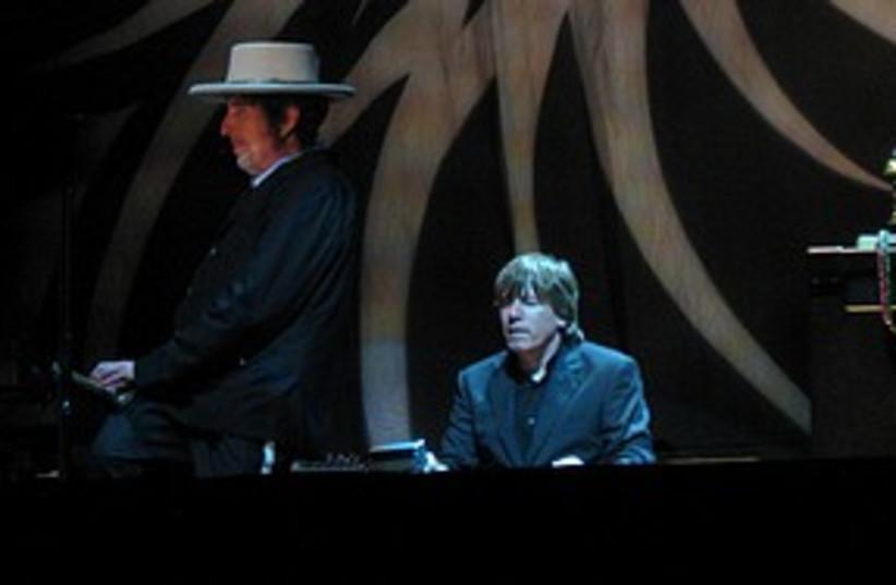 Bob Dylan Ramat Gan 311 (photo credit: Sarah Demmi Levin Photography)