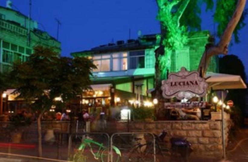 Luciana_311 (photo credit: Luciana Restaurant )