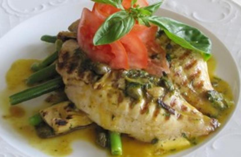 fish fillet_311 (photo credit: Luciana Restaurant)