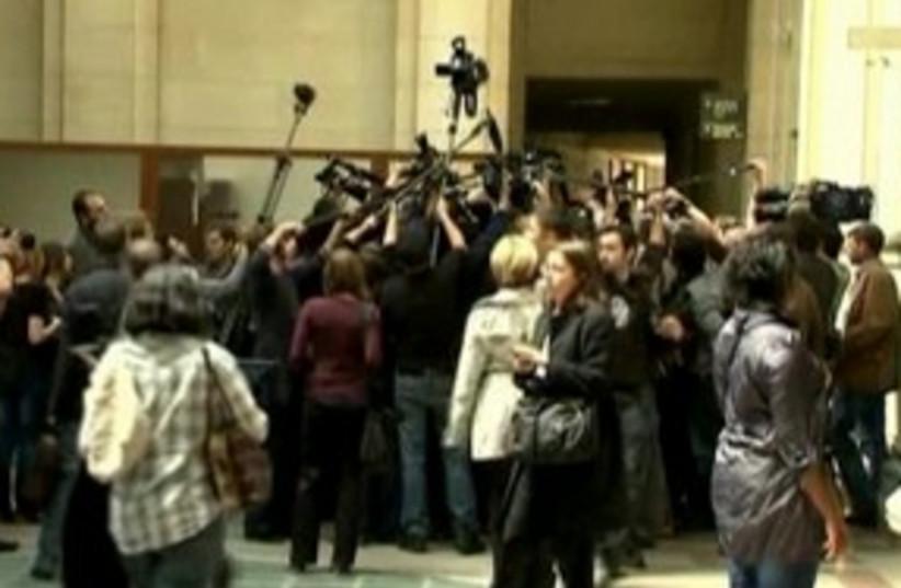 John Galliano trial (photo credit: REUTERS)