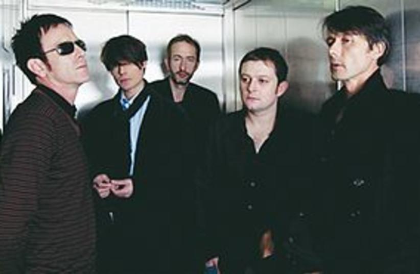 Britbop Band Suede 311 (photo credit: courtesy)