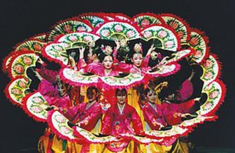 Dance of Buddha 311 (photo credit: courtesy)