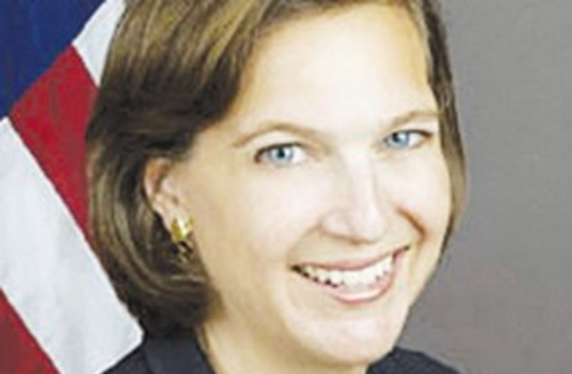 Victoria Nuland 311 (photo credit: State Department)