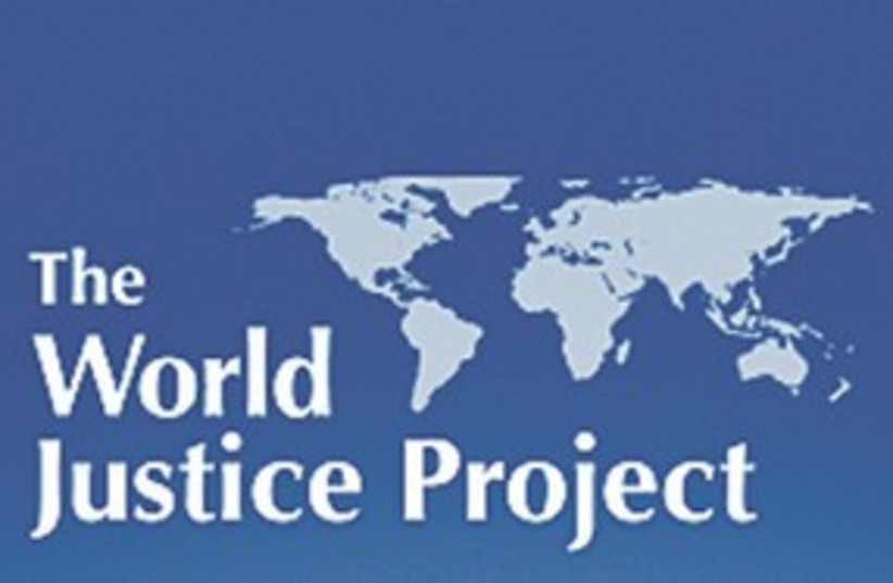 World Justice Project 311 (photo credit: courtesy)