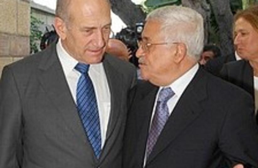 Olmert Abbas 224.88 (photo credit: GPO [archive])