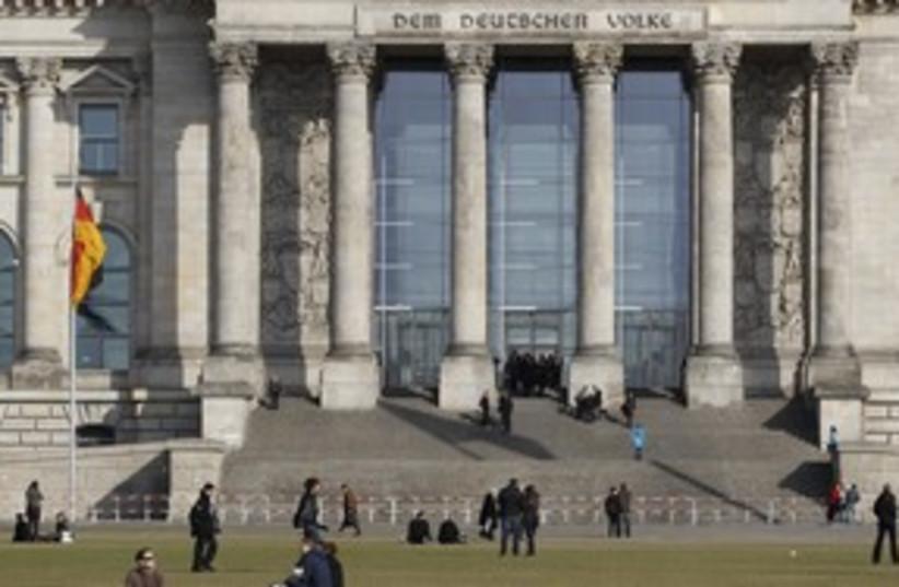 German Reichstag Parliament_311 (photo credit: Reuters)