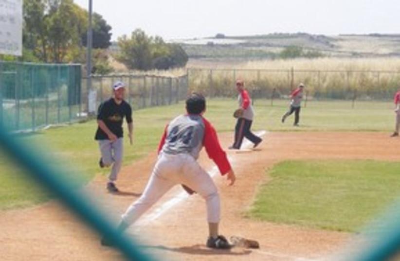 Gezer Field_311 (photo credit: Jay L. Abramoff)