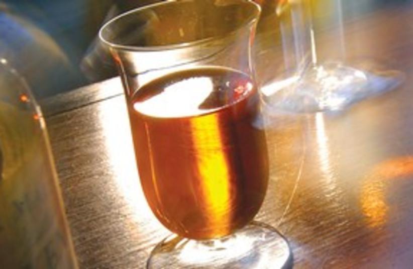 Whiskey 311 (photo credit: MCT)