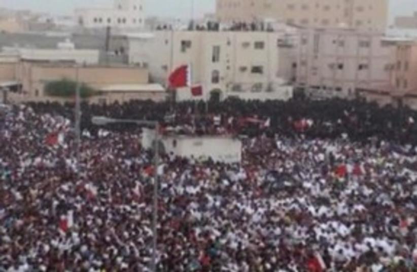 Bahrain protest 311 R (photo credit: REUTERS)