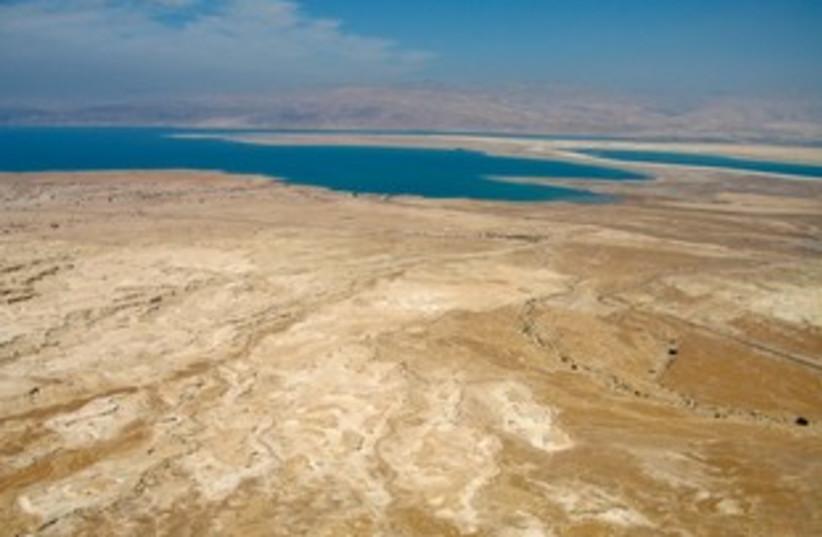 Dead Sea (photo credit: Wayne Stiles)