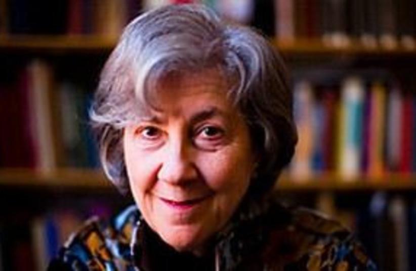 Ruth Wisse 311 (photo credit: Matt Craig/Harvard News Office)