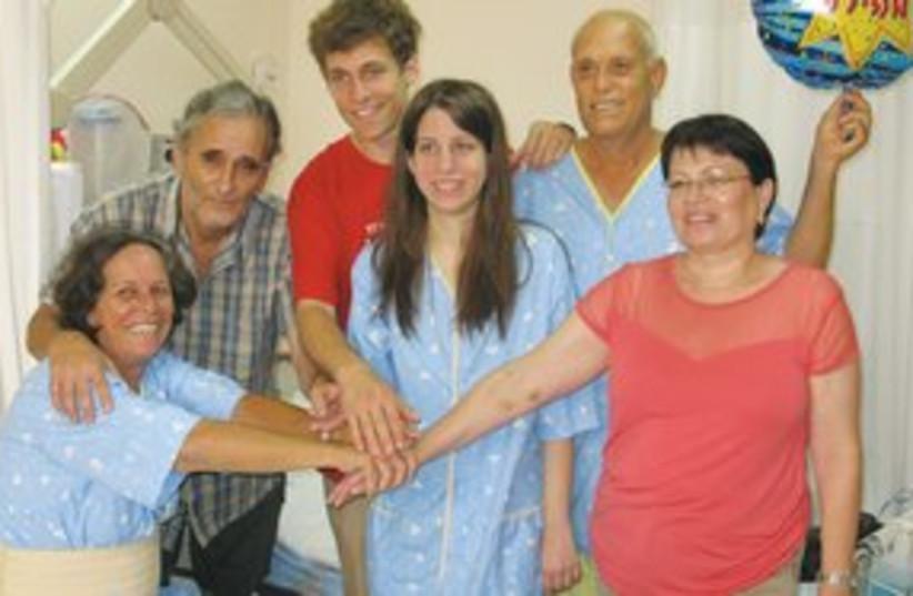 kidney organ donors and recipients_311 (photo credit: Edward Kaparov)