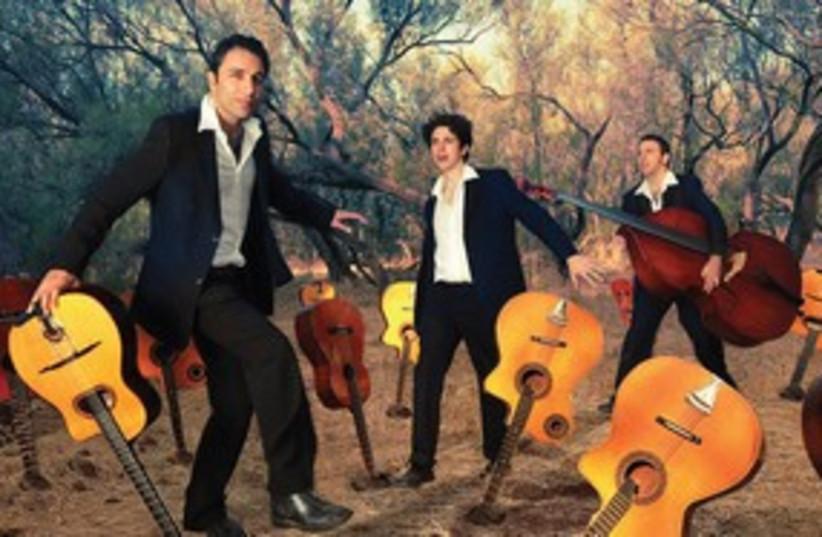 Gypsy music 311 (photo credit: Courtesy)