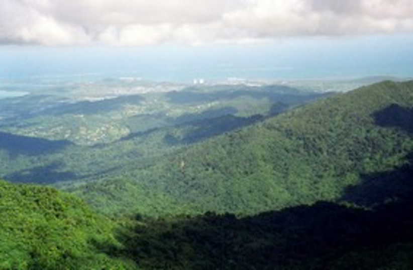 Puerto Rico landscape 311 (photo credit: Wiki Commons)