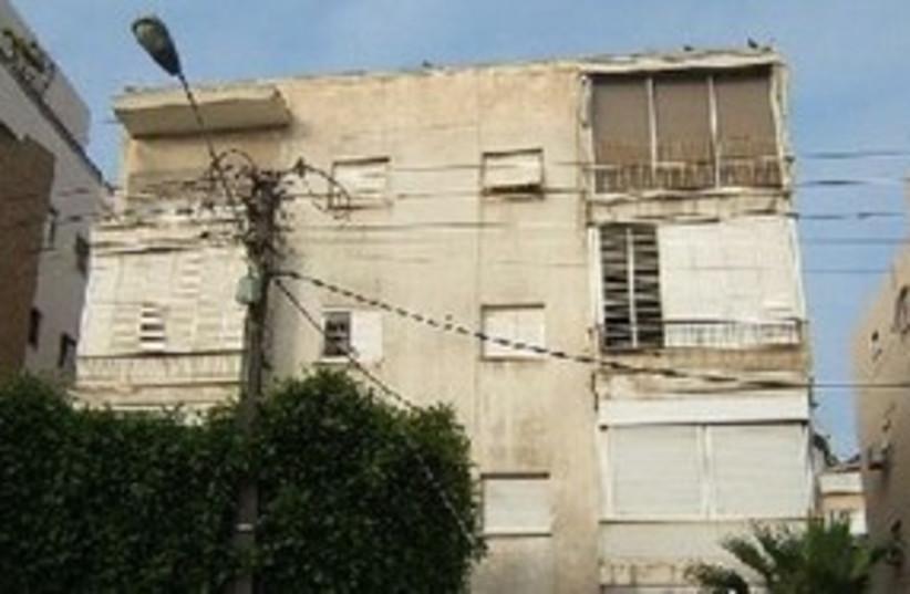 Tel Aviv apartment 311 (photo credit: Courtesy)