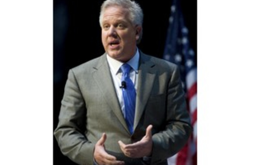 Glenn Beck 311 R (photo credit: REUTERS)