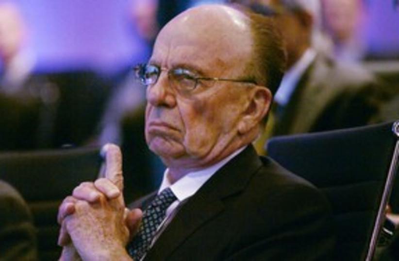 Rupert Murdoch 311 R (photo credit: REUTERS)